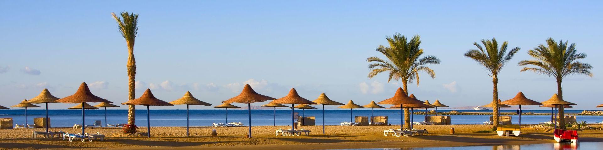 Profiter du soleil en Égypte