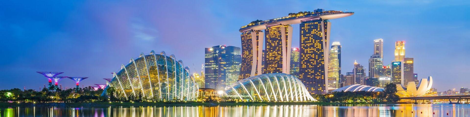 Der Zauber Asiens - Singapur