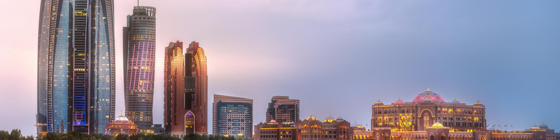 Abu Dhabi oder Dubai - Was passt zu Ihnen?