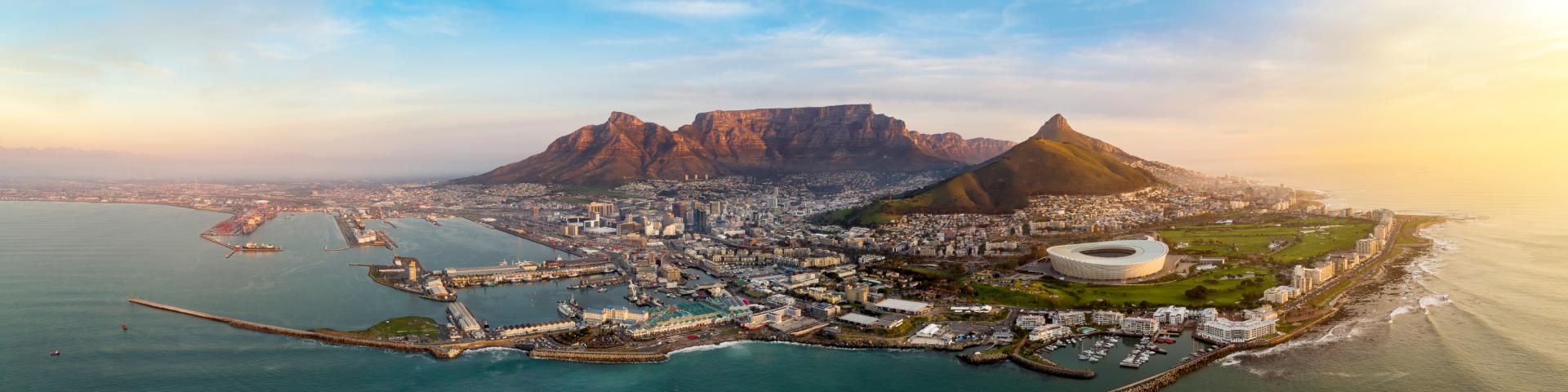 Afrika Reisen - Kapstadt