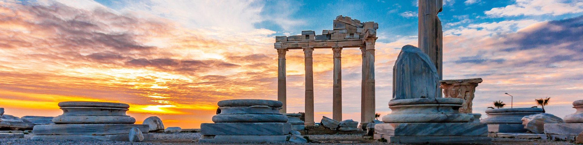 Kulturelle Sehenswürdigkeiten in Antalya