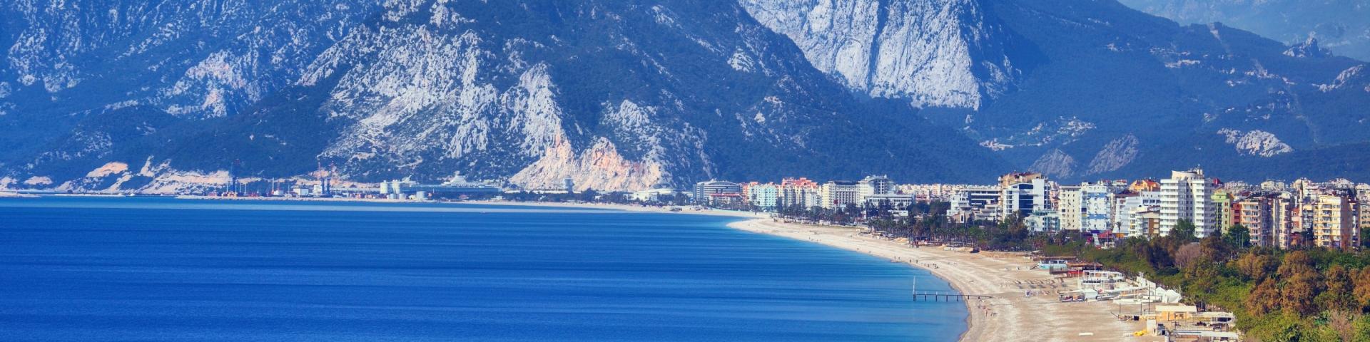 Die schönsten Strände in Antalya