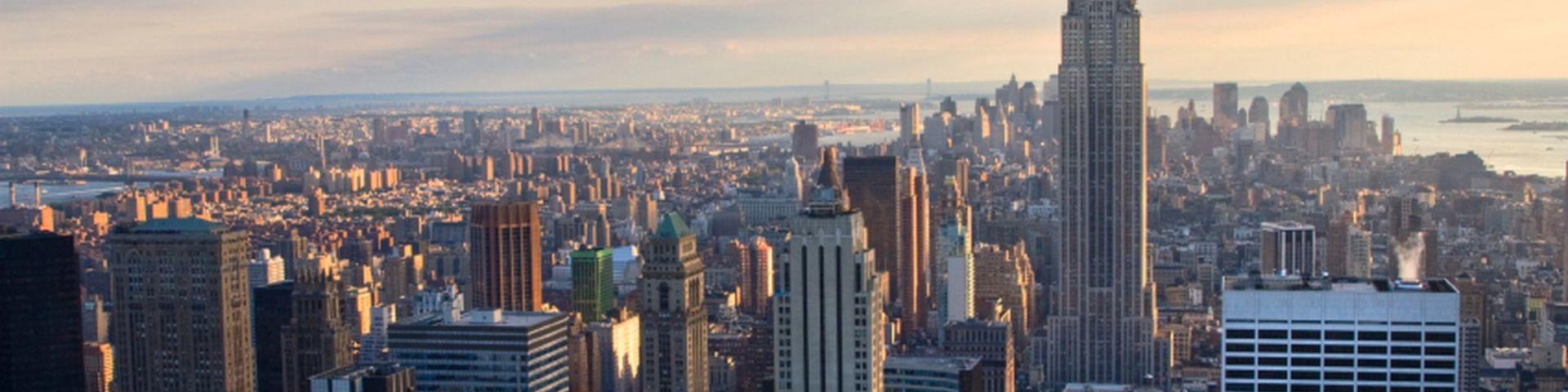 New York : 5 nuits dans des hôtels 4* et 5*